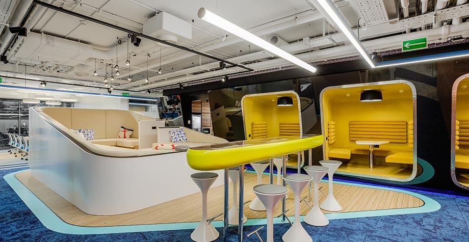 bf638822352e3 Компания Avito - один из крупнейших в России сервисов бесплатных  объявлений. С 2013 года компания арендует два этажа в бизнес-центре А  класса «Белые Сады».
